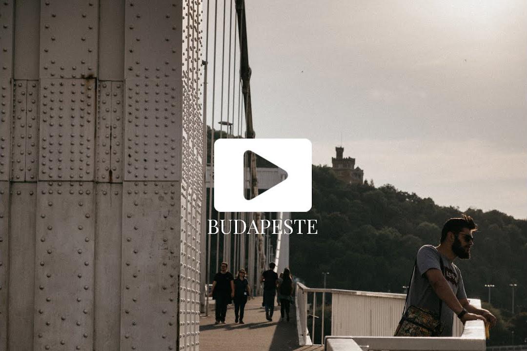 Budapeste em Vídeo | Eu Filmo |