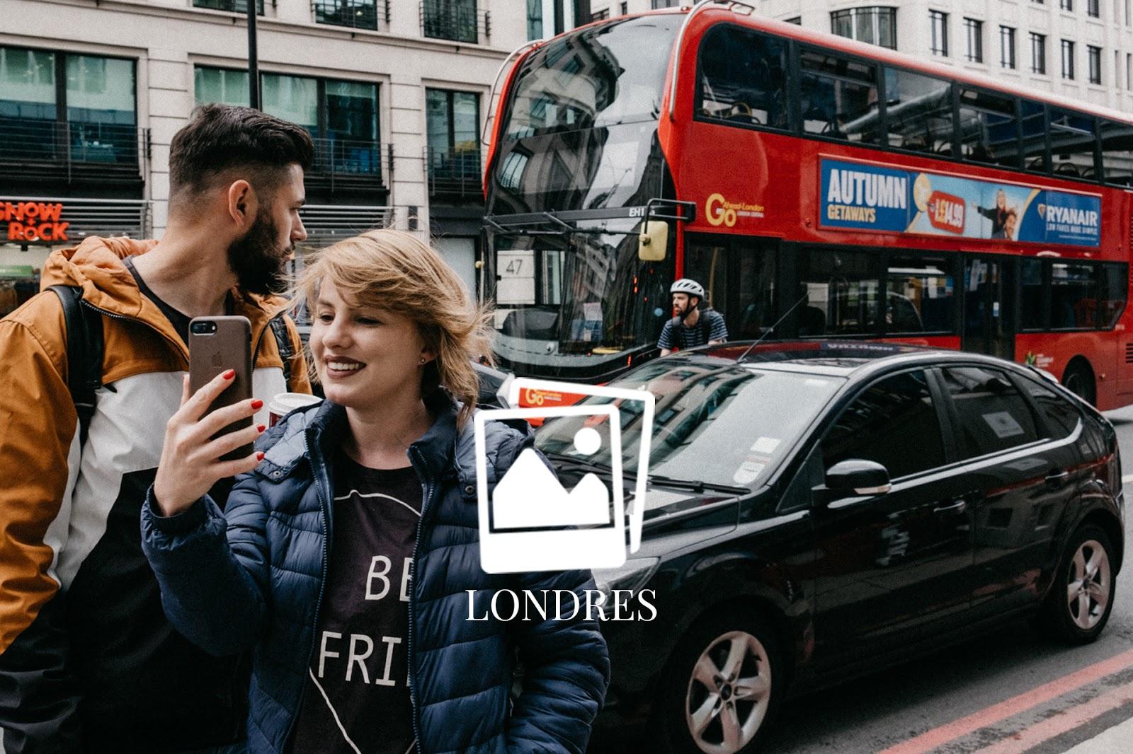 Mochilando por Londres | Eu&Ela |