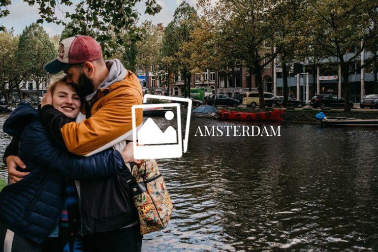 Mochilando por Amsterdam | Eu&Ela |
