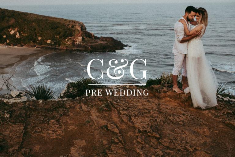 Candida & Gustavo | Pre Wedding |