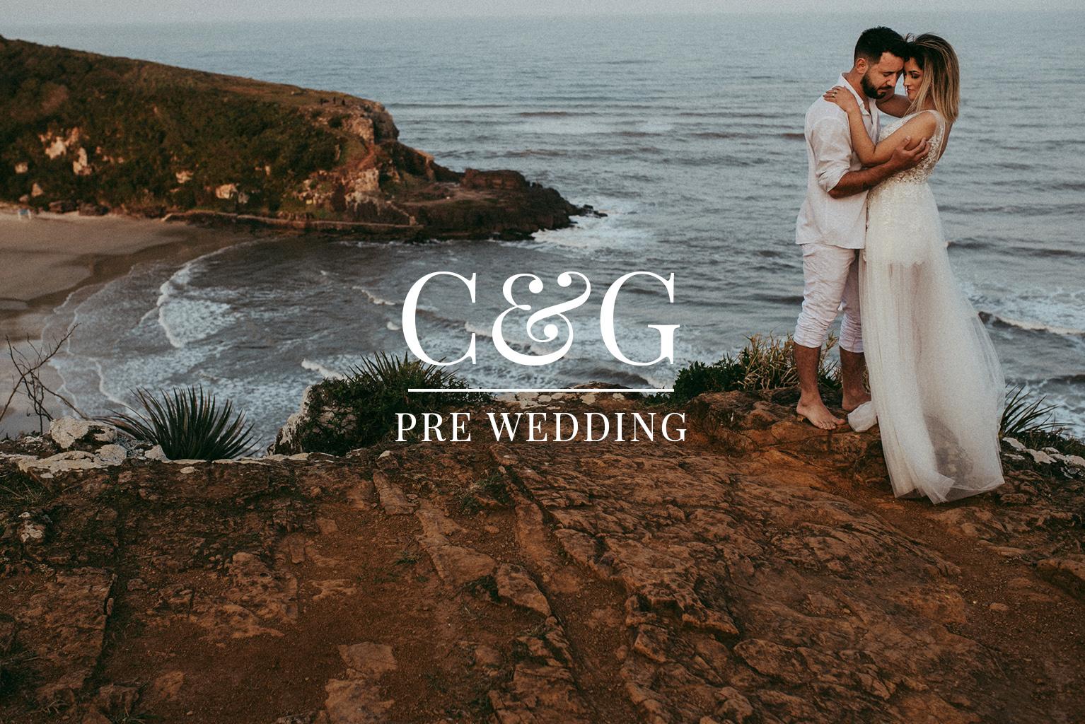 Cândida & Gustavo | Pré Casamento |