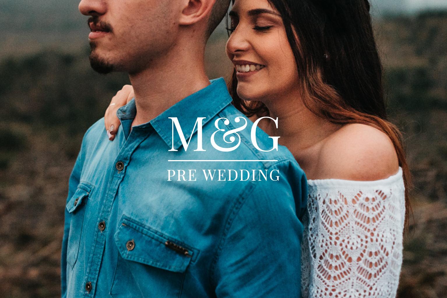 Mary & Gabriel | Pre Wedding |
