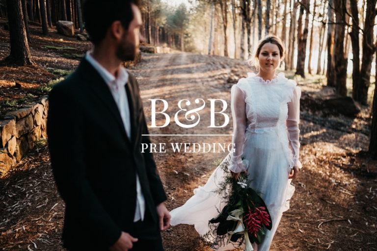 Bruna & Bruno | Pre Wedding |