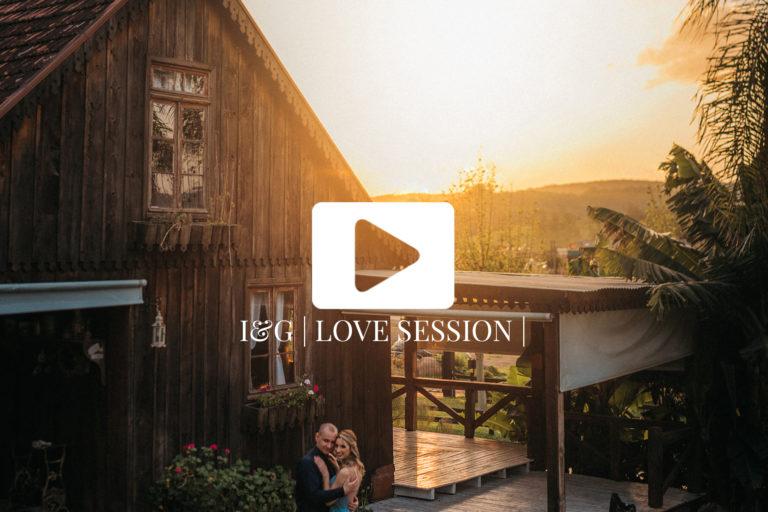 Isis&Gabriel | Vídeo Love Session |