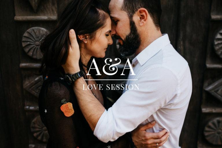 Aline & Anderson | Love Session |
