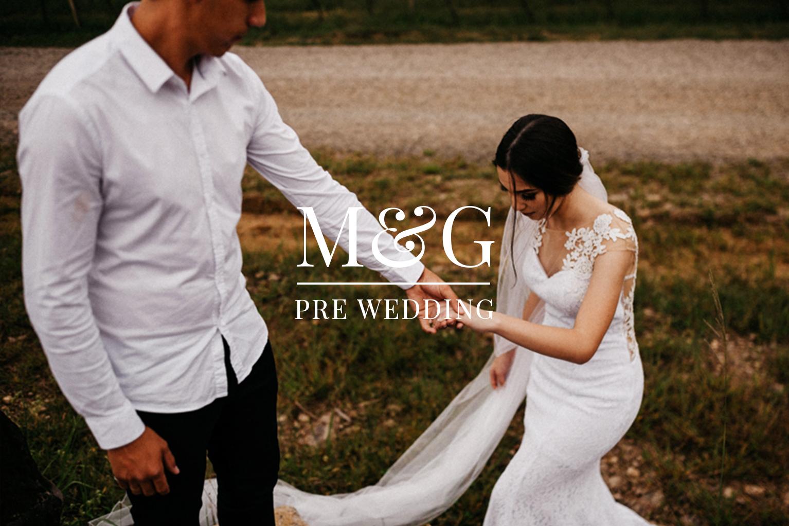 Milena & Gabriel | Pre Wedding |