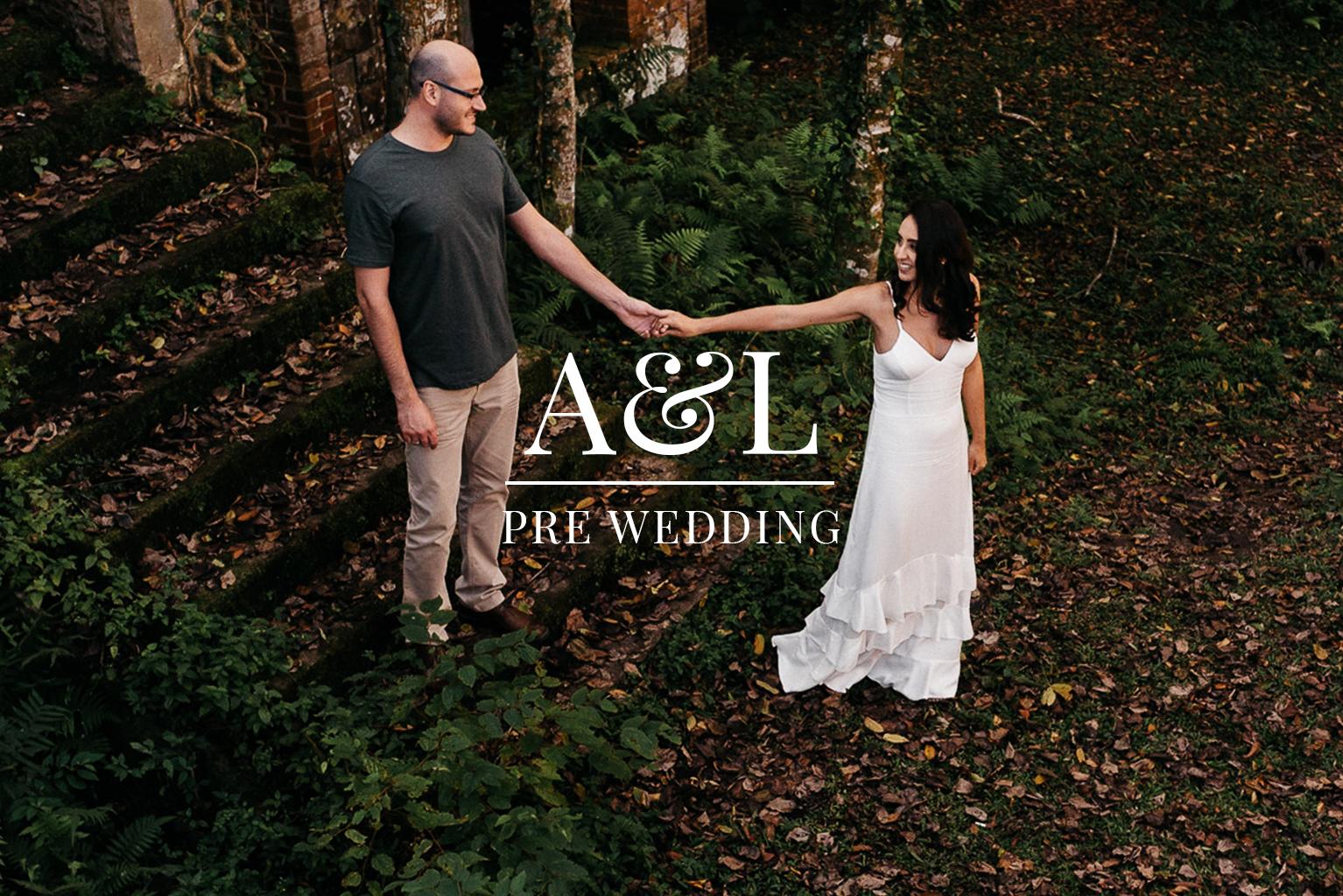 Ana e Luiz | Pre Wedding |