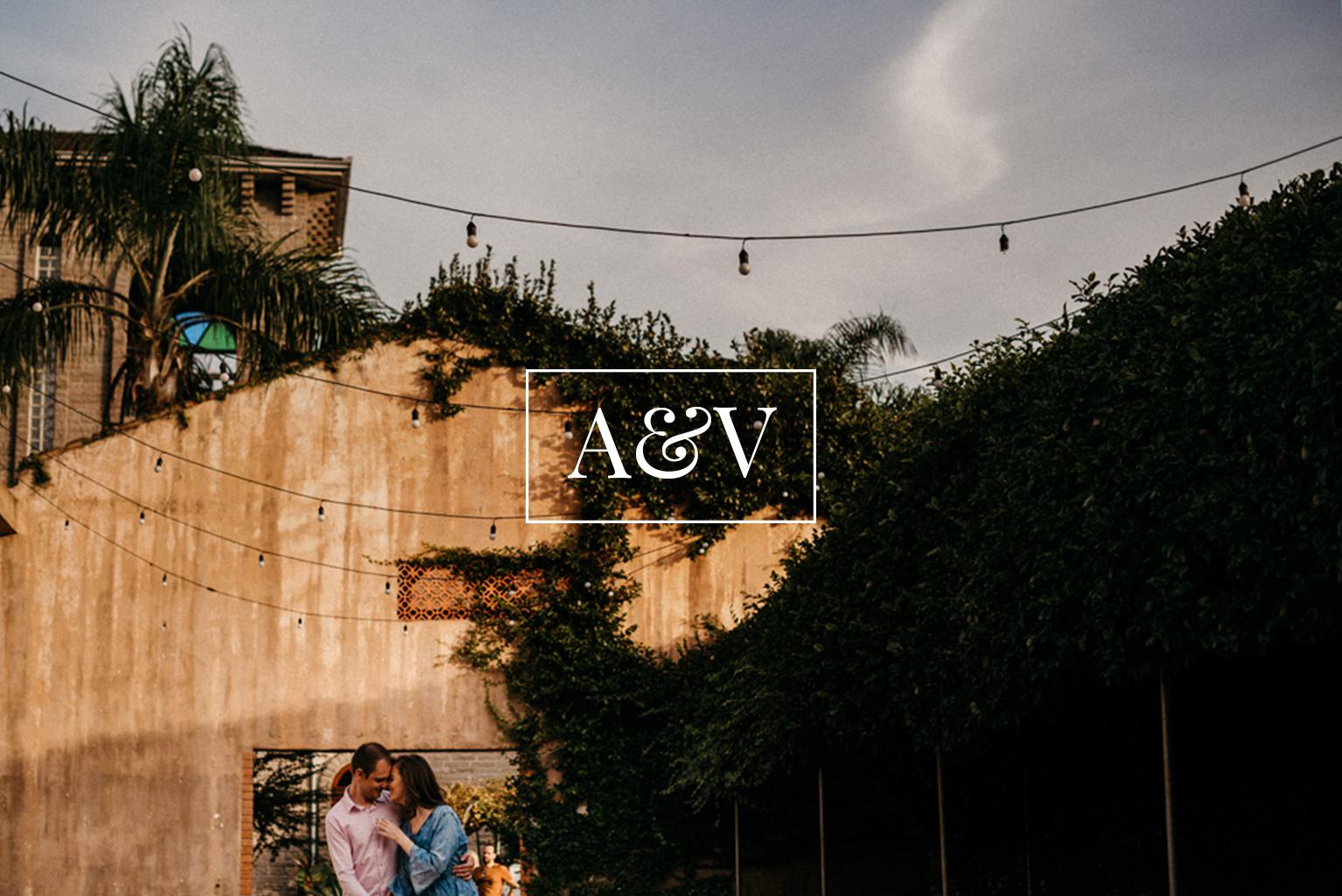 Aida & Vandré | Love Session |